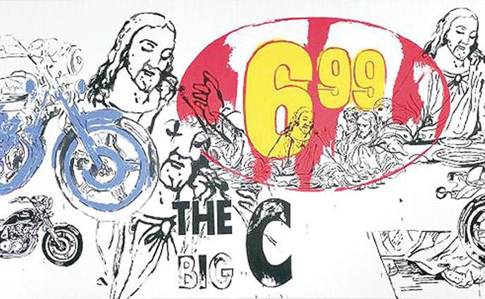 'The Big C' – kritiek op die kommersialisering van godsdiens