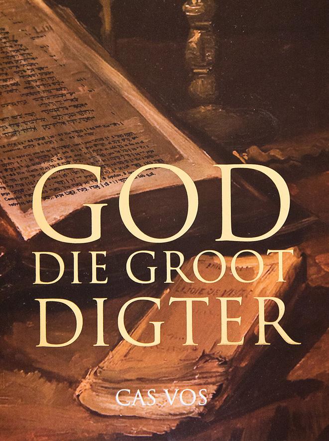 Cas Vos lewer teologiese kunswerk