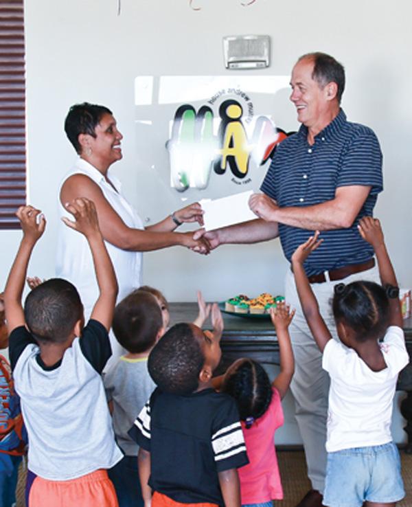Kersfonds bring weer hoop vir kinders