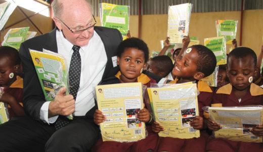 Met Bybelboekies leer kinders lees