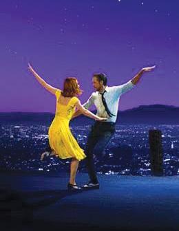 'La La Land' oorrompel en betower