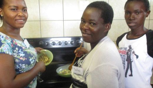 Hier leer huiswerkers meer as kook