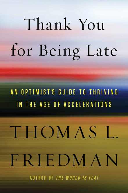 thank you for being late thomas friedman pdf