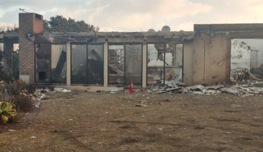 'n Stortvloed hulp aan Suid-Kaap se rampgebiede