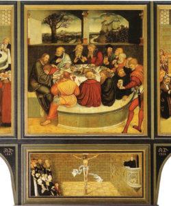'n Eiesoortige Protestantse kunstradisie