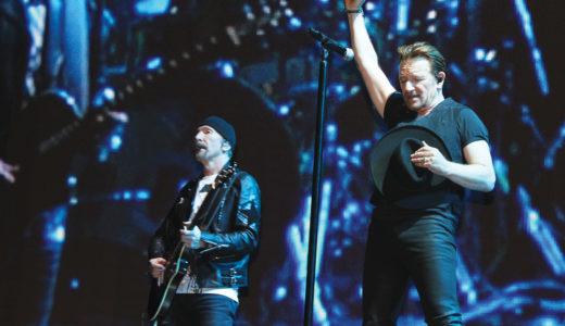 Rock-ikone hou 'missionale eredienste'