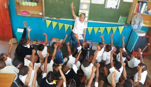 Leesprojek help kinders ontwikkel