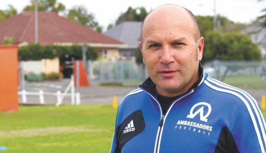 'Coach, my pa sê  ek is useless'