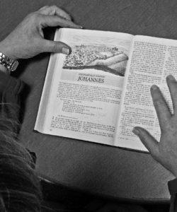 Hoe gebruik ons die Bybel vir etiek?