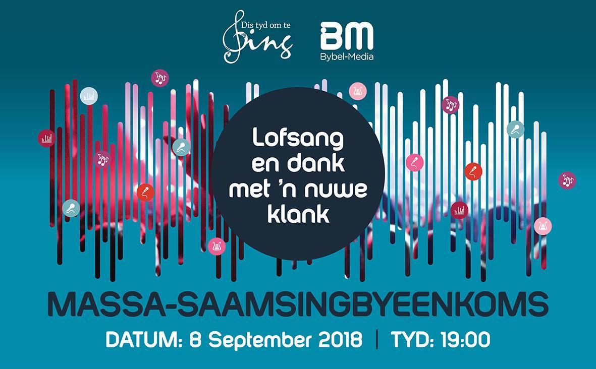 Sing vir hoop in SA