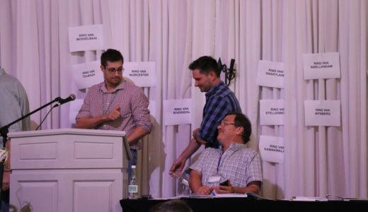 Kerk se besluitnemers praat mét eerder as oor gays