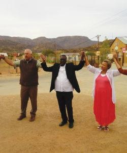 Kerke bid saam in Kamieskroon