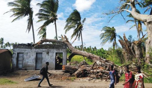 Sikloon Idai: Ná die storm