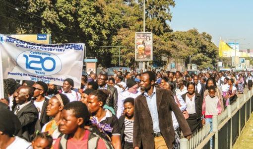 Brief uit Zambië: Kerk groei tot gelyke vennootskap