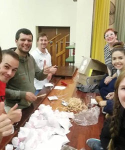 Humansdorp: 'Dis meer as net muffins – ons bou brûe'