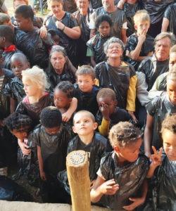 Swartsakdag rou oor xenofobie, geweld