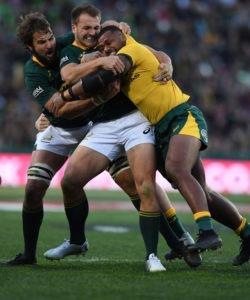 'n Bybelse rugbyspan?