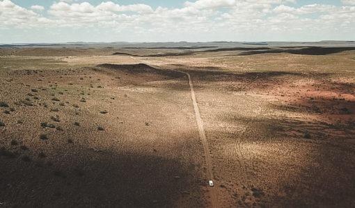 Karoo-dorp se mense oor reën, seën en kommer