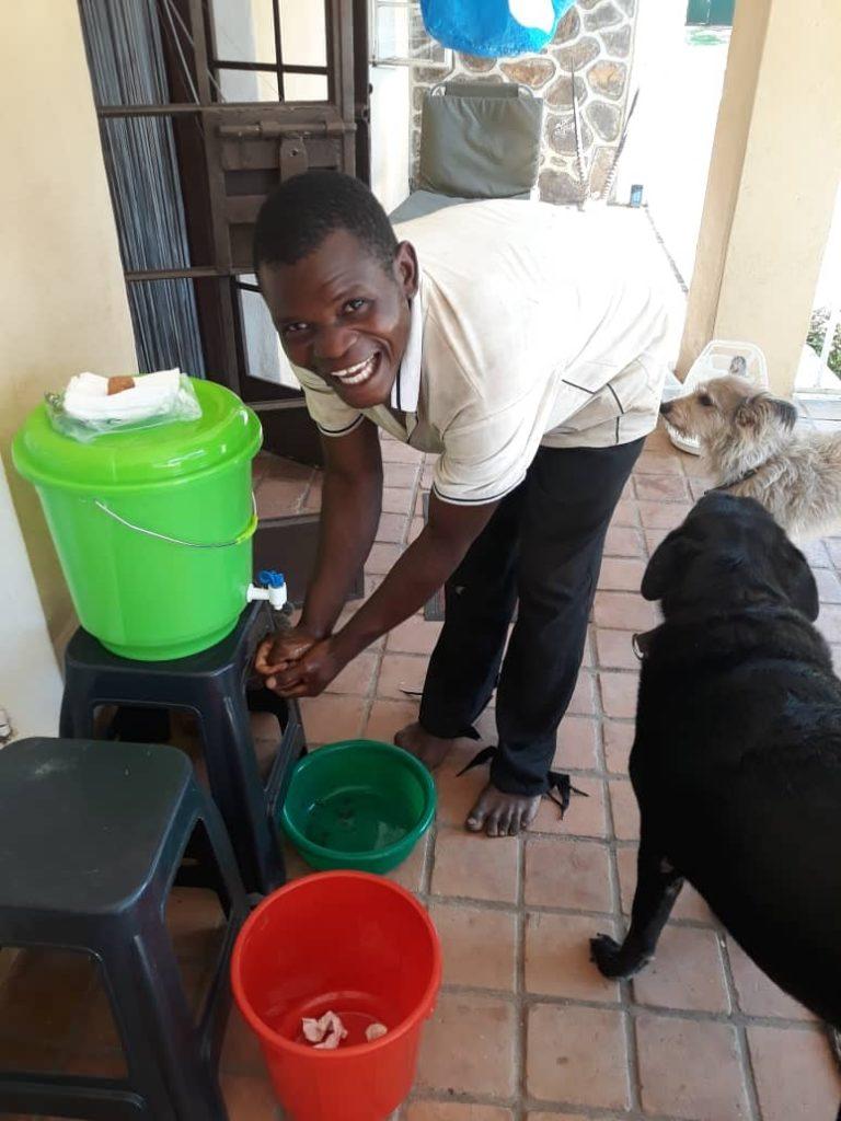 Handewasstasies in Malawi