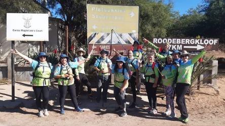 Brief uit die Noord-Kaap: 'Dankie aan elkeen wat voer of geld of gebede stuur'