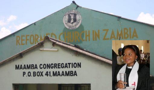 Vroue-dominee bou kerke in Zambië sonder salaris