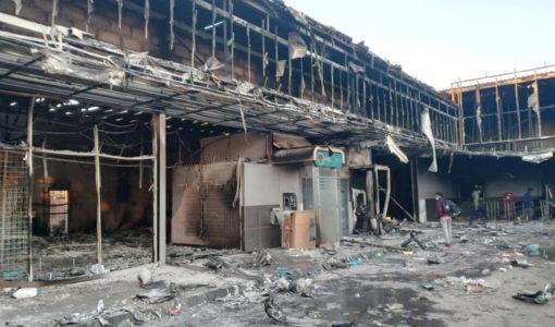 Verskerpte protesoptrede in eSwatini verwag