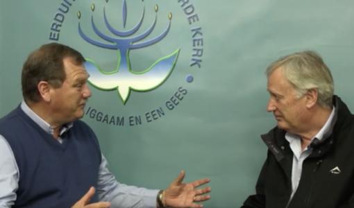 KYK: Wat ons het, is uit genade – Nelis Janse van Rensburg oor die identiteit van die NGK