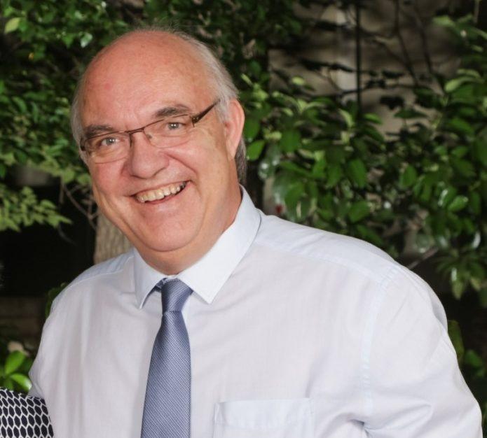 Dr Chris van Wyk is die nuwe moderator van die sinode van Oos-Kaapland.