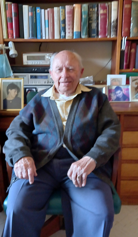 Oom Pieter (90) onthou …
